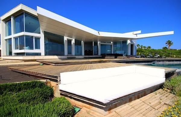 Casa inteligente en Menorca