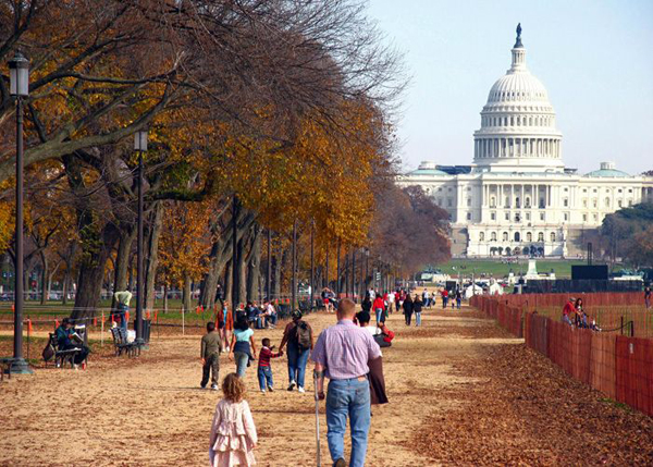 Washington D.C. ?mejor destino turístico 2015?