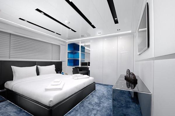 Motor yacht SERENITAS - VIP cabin 2