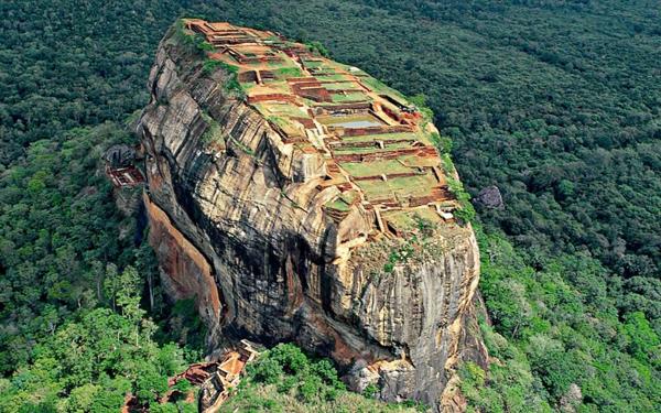 Kandy Sri Lanka  City new picture : Sigiriya rock fortress, Kandy, Sri Lanka estilos de vida : estilos ...
