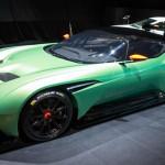 Aston Martin Vulcan de serie limitada