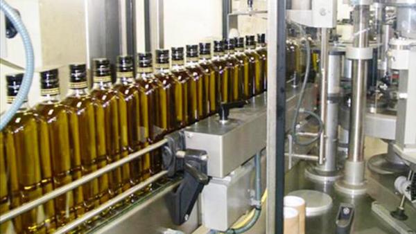 envasadora aceite de oliva