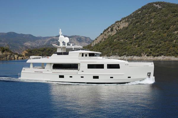 yacht SERENITAS -