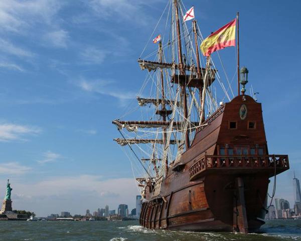 replica galeon espanol