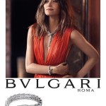 Carla Bruni otra vez con Bvlgary 2015