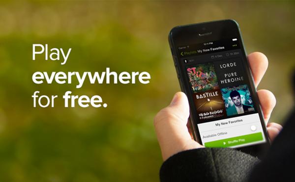 free-spotify