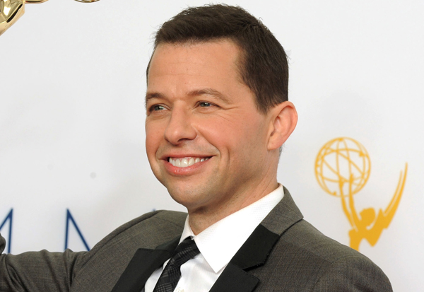 FILE - This Sept. 23, 2012 file photo shows actor Jon Cryer, backstage at the 64th Primetime Emmy Awards in Los Angeles. Cryer, an actor who knows a thing or two about Charlie Sheen and Demi Moore among others, is working on a ìcandidî memoir. The Emmy-winning star of ìTwo and a Half Menî has a deal with New American Library, an imprint of Penguin Random House. The publisher announced Wednesday that the book, currently untitled, is scheduled for next spring. (Photo by Jordan Strauss/Invision/AP, File)