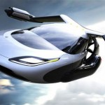 El primer coche volador: Terrafugia TF-X