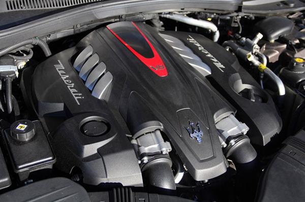 2015-Maserati-GranTurismo-Convertible-Photo-Engine