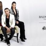 Nueva colaboración Balmain + H&M