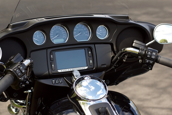 controles harley 2016