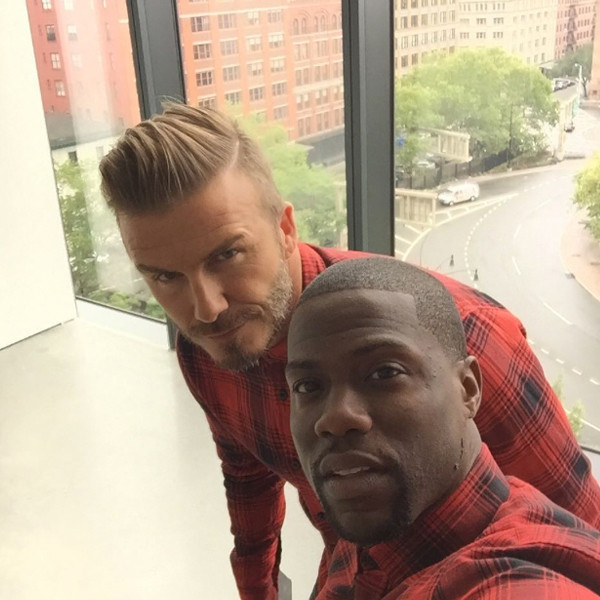 Kevin Hart Commercial >> Nueva colección David Beckham (y Kevin Hart) para H&M - estilos de vida - estilos de vida