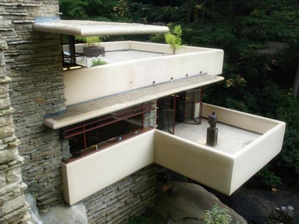 Casa de la cascada exterior 19 estilos de vida estilos for Cascada exterior
