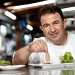 Berasategui, estrella de la cocina internacional