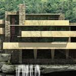 La Casa de la Cascada de Wright