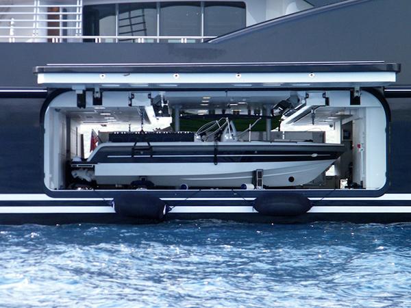 Fincantieri SERENE superyacht