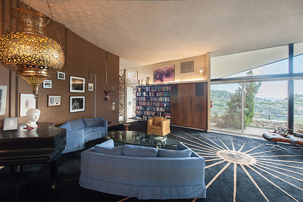 En venta la mansión de Charlton Heston