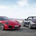 Los Porsche más lujosos se presentaron en Tenerife