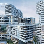 The Interlace Singapur, World Building 2015