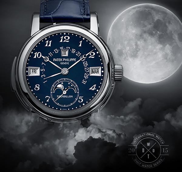 e61d6dbaa4db El reloj más caro del mundo sigue siendo Patek Philippe - estilos de ...