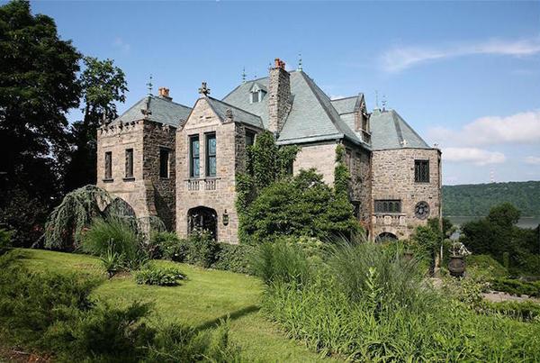 2 Stone Castle 1890