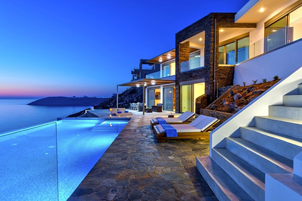Beach Villa Greece For Sale