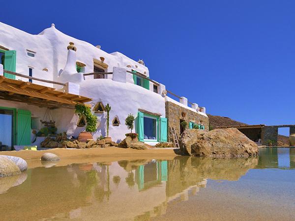 7 Villa en Mykonos