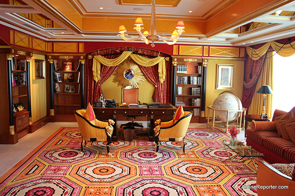 Burj-Al-Arab-despacho royal suite
