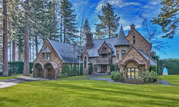 8 Castillo Del Lago Tahoe Estilos De Vida Estilos De Vida