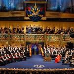 Lujo y Oropel en la ceremonia de los Premios Nobel