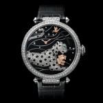 Reloj Panteras y Colibrí de Cartier