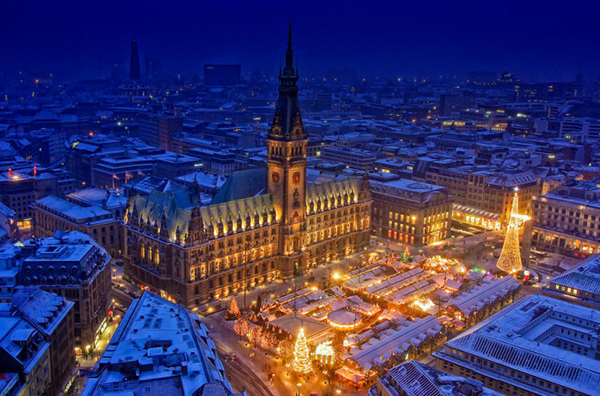 Hamburg-Christmas-Market