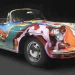 Record en la subasta del Porsche de Janis Joplin