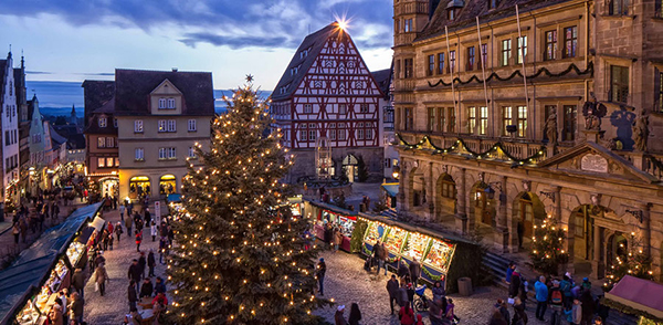 Rothenburg-Christmas-Market