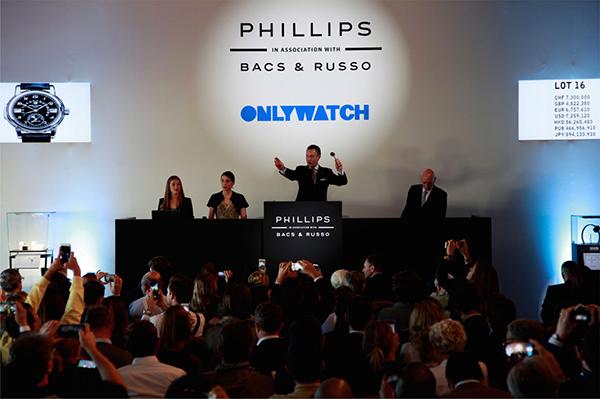 Subasta-Patek-Philippe-para-Only-Watch