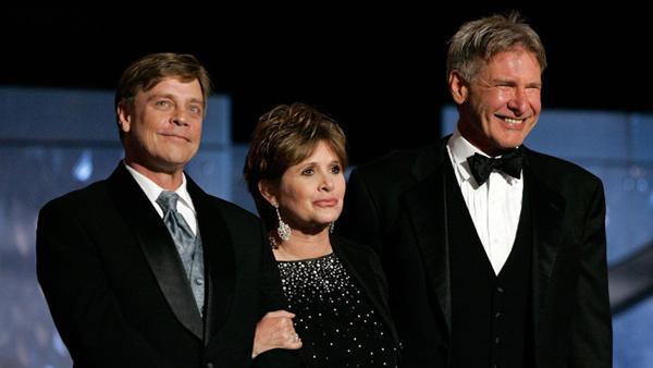 actores saga star wars