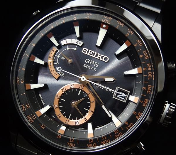 astron seiko solar gps edition limited