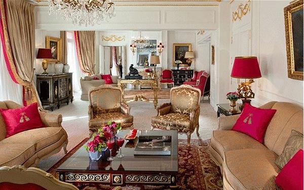 royal suite atenas