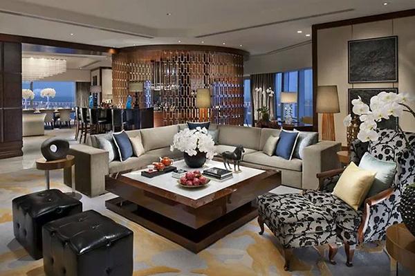 suite presidencial shanghai