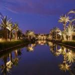 Impresionante oasis de lujo en Marrakech