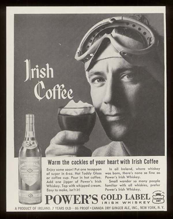 Powers Irish Coffee