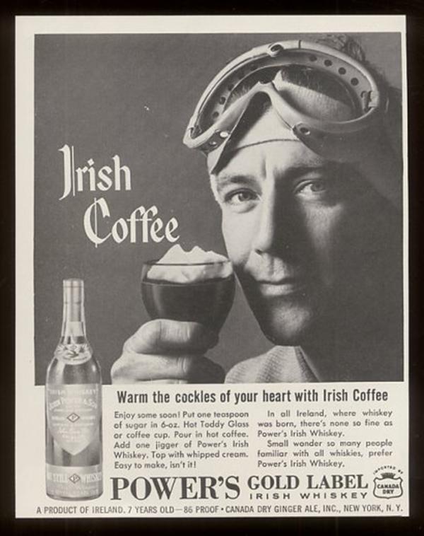 Powers Irish Coffee