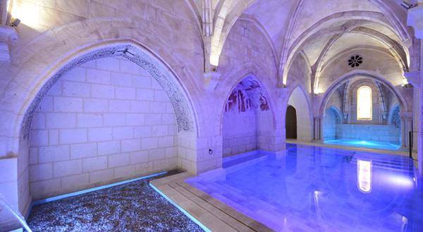 balneario monasterio valbuena