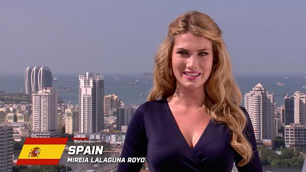 mireia miss mundo 2015 spain