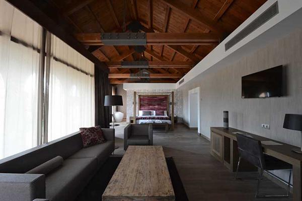 monasterio valbuena habitaciones