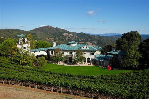 Vendida la villa y viñedos de Robin Williams - estilos de vida ...