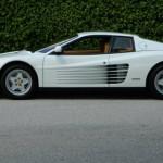 A la venta el Ferrari Testarossa del Lobo de Wall Street