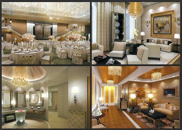 La Espectacular Casa Antilia De Bombay Estilos De Vida