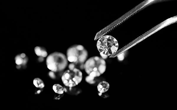 diamantes lujo
