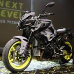 La nueva Yamaha MT-10